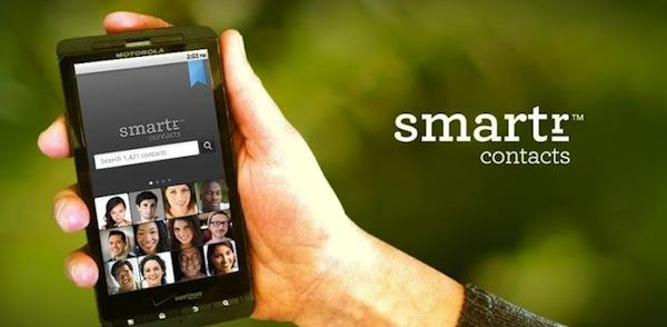 Smartr Contacts, uno de los mejores administradores de contactos para Android - Smartr-contacts