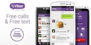 Viber para iOS y Android se actualiza añadiendo llamadas en HD y chats grupales