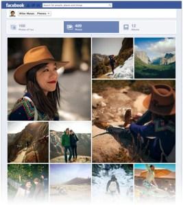 Facebook mejora radicalmente su visor de fotos