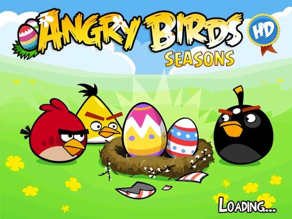 Angry Birds Seasons HD gratis por tiempo limitado - angry-birds-seasons