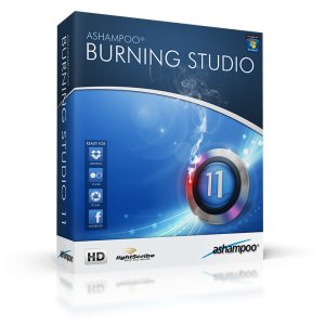 Ashampoo Burning Studio, genial software para grabar videos en DVD