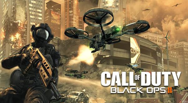 call of duty black ops 2 Nuevo tráiler de Call of Duty Black Ops 2 nos muestra el villano del juego