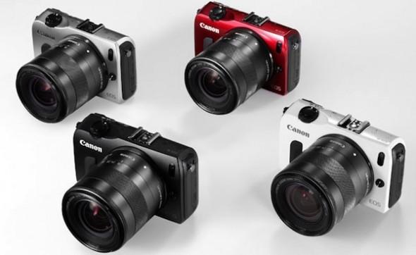 EOS M, la nueva cámara digital sin espejo (Mirrorless) de Canon - canon-eos-m-mirrorless-590x362
