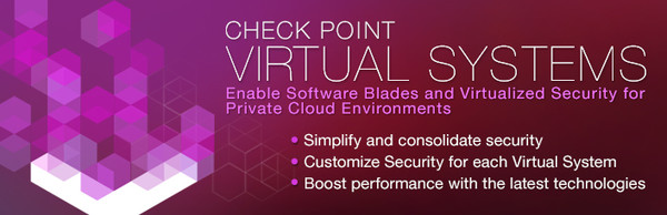 check point virtual Check Point resalta el poder de la virtualización para simplificar la seguridad en las nubes privadas
