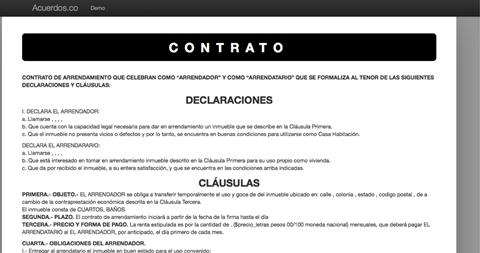 Cómo hacer documentos legales con Acuerdos.co - como-hacer-un-contrato