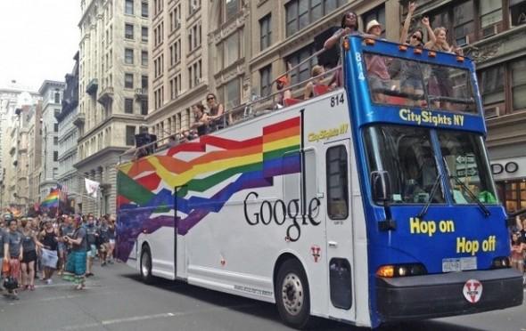 gayglers 590x372 Google lanza la campaña Legalize Love para apoyar el respeto a la comunidad LGBT
