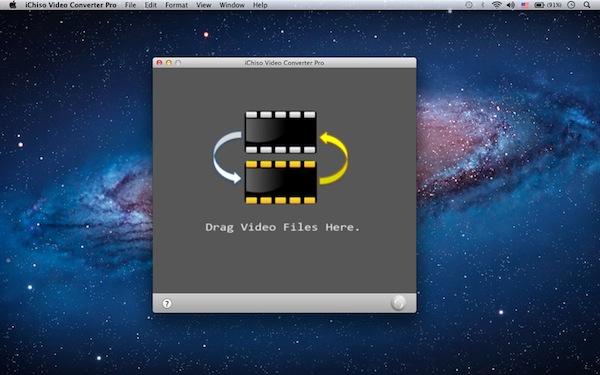 Convierte archivos entre formatos con estas geniales aplicaciones para tu computadora - iChiso-video-converter
