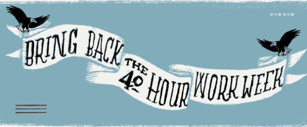 jornada laboral De vuelta a las 40 horas de trabajo a la semana [Infografía]