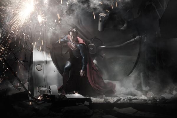 Man of Steel, la nueva película de Superman nos muestra su primer tráiler - man-of-steel