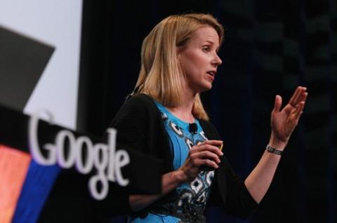 marissa mayer yahoo Marissa Mayer, de Google se convierte a CEO de Yahoo!