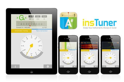 3 Aplicaciones para afinar tu guitarra en tu iPhone/ iPod - mza_8613975240131686925.320x480-75