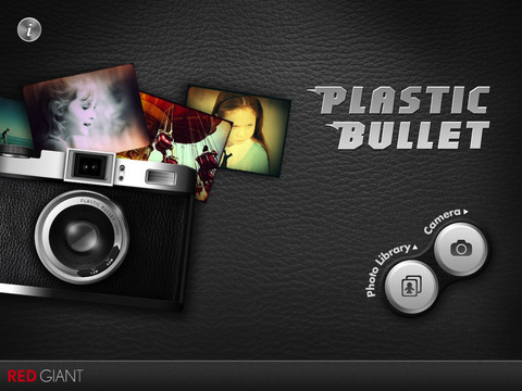 Plastic Bullet, agrega efectos aleatorios a tus fotografías desde tu iPhone/iPod.