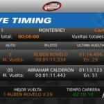 Vive la NASCAR México desde tu BlackBerry