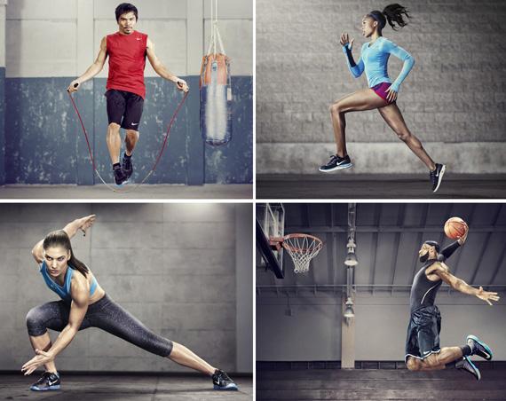Genial comercial de Nike donde nos explica cómo funciona Nike+ - nike-plus-basketball-nike-plus-training