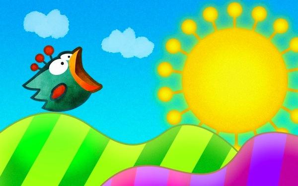 Tiny Wings 2 llega en forma de actualización para iPhone y llega también al iPad