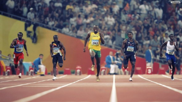 Wallpapers de los Juegos Olímpicos Londres 2012 - usain-bolt-wallpaper-590x331