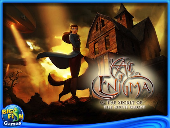 Age of Enigma: The Secret of the 6th Ghost, llega al iPad para traer más misterio - Age-of-enigma-ipad