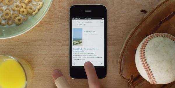 Google busqueda voz iphone Google lanzará su propio asistente personal (como Siri) para iOS en los próximos días