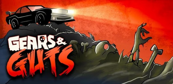 Gears & Guts, destruye zombies con poderosos autos en tu smartphone - Gunts-and-gears-ios-android-590x288