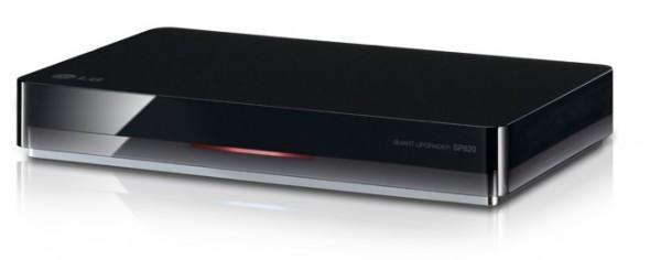 LG presenta varios dispositivos dedicados al audio y TV durante la IFA 2012 - LG-SP820-590x236
