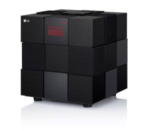 LG presenta varios dispositivos dedicados al audio y TV durante la IFA 2012
