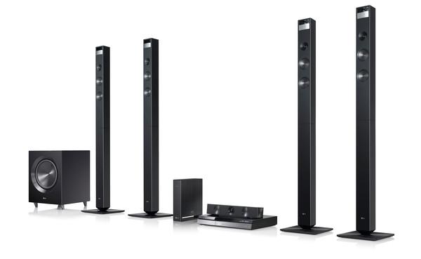 LG presenta varios dispositivos dedicados al audio y TV durante la IFA 2012 - LG_HTS_BH9520TW