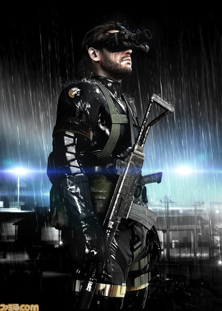 Metal Gear Solid: Ground Zeroes es anunciado por Kojima - Metal-Gear-Solid-Ground-Zeroes