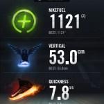 Nike+ Hyperdunk, los zapatos deportivos llenos de tecnología [Reseña] - Nike+-Basketball-Resultados