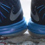 Nike+ Hyperdunk, los zapatos deportivos llenos de tecnología [Reseña] - Nike-Lunarlon-Flywire