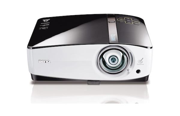 BenQ presenta su nuevo proyector interactivo MP780ST - Proyector-BenQ-Interactivo