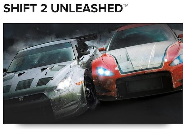 Need for Speed SHIFT 2 Unleashed, siente la adrenalina de las carreras desde tu iPhone - Shift-2-ios