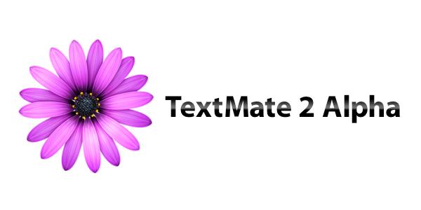 TextMate 2 se pasa al Open Source