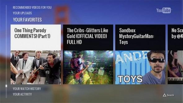 Aplicación de Youtube para PS3 es lanzada en la PlayStation Store Americana