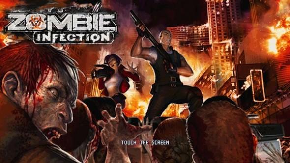Zombie Infection, uno de los mejores juegos de Zombies para iOS - Zombie-Infection-ios-590x332