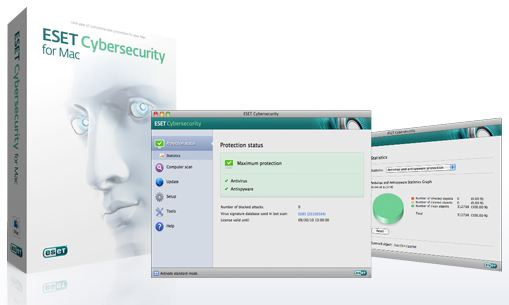 ESET CyberSecurity y NOD32 Antivirus ya son compatibles con Mountain Lion