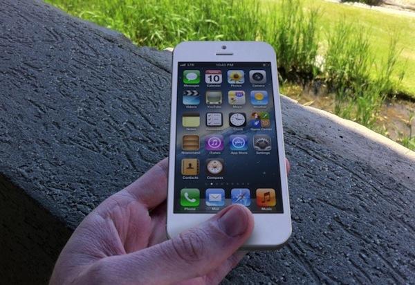 iOS 6 tiene una resolución escalable a 640x1136, sugiere una pantalla más grande para el iPhone 5