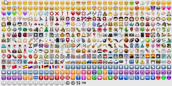 Cómo habilitar los iconos en WhatsApp - iconos-para-whatsapp