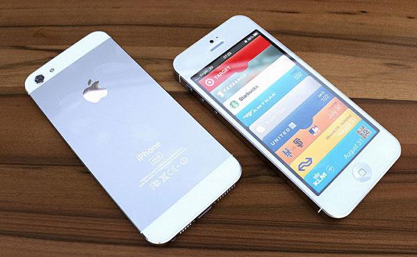 iphone 5 blanco Todo lo que sabemos del supuesto nuevo iPhone 5 próximo a lanzarse este 12 de septiembre