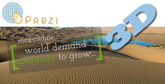 prezi fondos 3D Agrega fondos 3D a tus presentaciones en Prezi