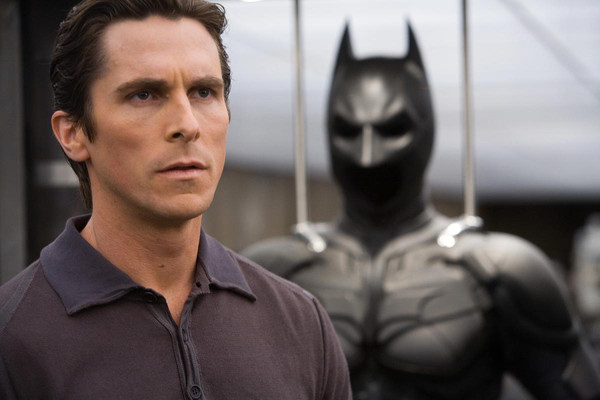 the dark knight La transformación de Christian Bale a través de los años