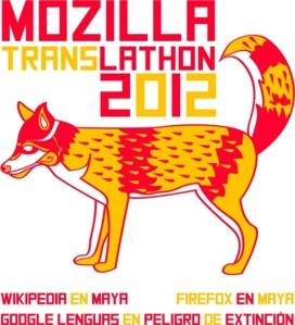 Translathon en maya 2012, maratón de traducciones en lengua maya