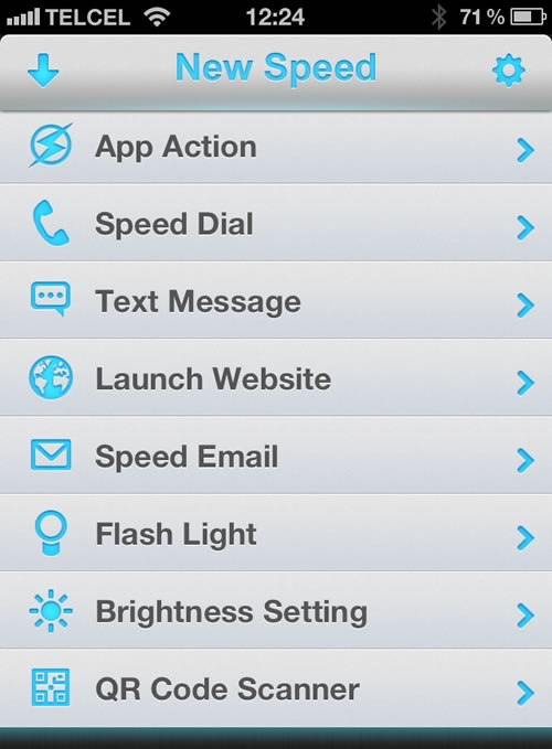 Agregar accesos directos en el centro de notificaciones del iPhone sin Jailbreak con Speed U - widgets-iphone-2