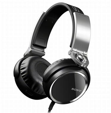 Sony presenta una nueva gama de audífonos MDR-XB - Auriculares-Sony-MDR-XB