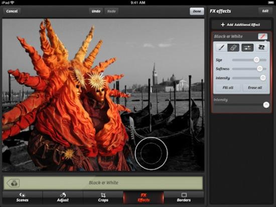 Camera+ llega al iPad con interesantes mejoras - Camera-plus-ipad