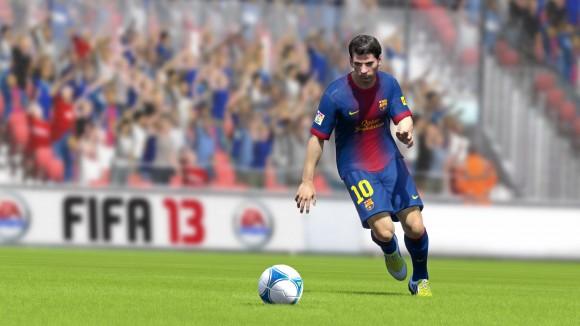 FIFA 13 demo Demo de FIFA 13 ya está diponible para su descarga en PC, PS3 y Xbox 360