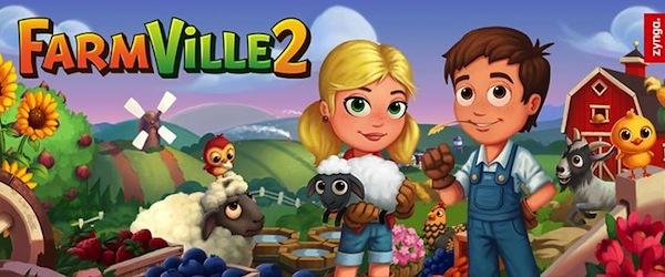 Farmville 2 está disponible en Facebook, el vicio regresa - Farmville-2
