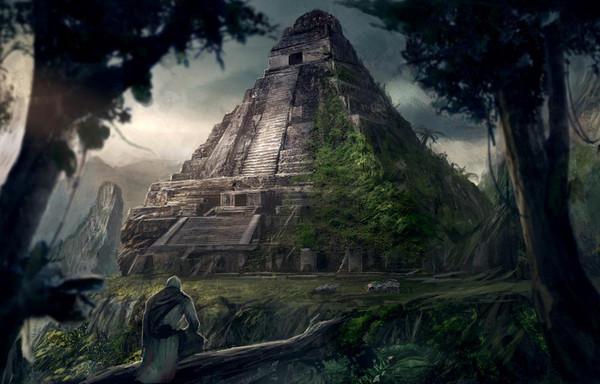 Assassin's Creed III muestra su episodio en las Ruinas Mayas Perdidas - Lost-mayan-ruins
