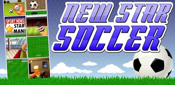 New Star Soccer, uno de los mejores juegos arcade de fútbol - New-Star-soccer