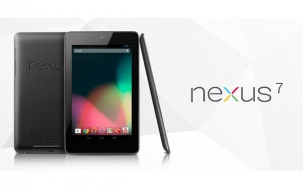 El sistema operativo Android cumple 4 años - Nexus-7-590x368