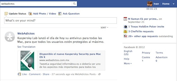 Útiles extensiones de Google Chrome para mejorar tu Facebook - Time-Spend-on-Facebook